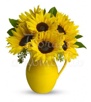 bouquet-di-girasoli