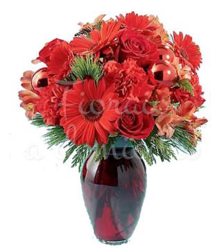 buoquet-di-gerbere-e-fiori-misti-rossi