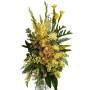 cuscino-funebre-di-orchidee-e-fiori-gialli