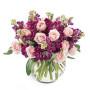 bouquet-di-roselline-e-lillà