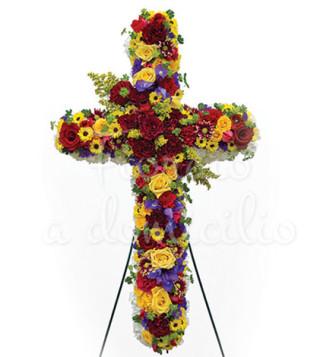 croce-funebre-di-rose-roselline-e-garofani