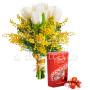 bouquet-di-mimose-e-lindor